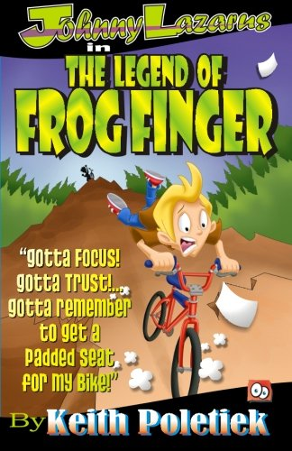 The Legend of Frog Finger