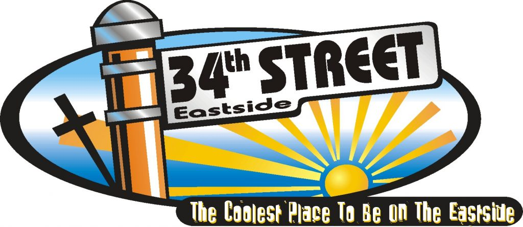 A ECC 34th Street Logo