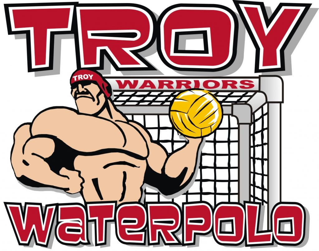 AA Troy Waterpolo Sticker