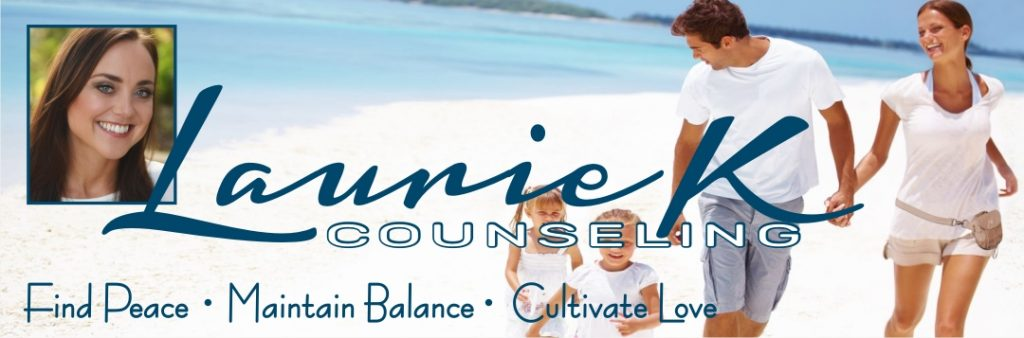 LAURIE K Counseling Homepage Banner
