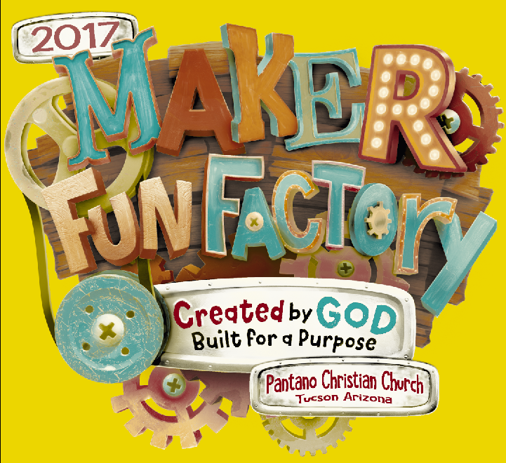 Maker Fun Factory on Yellow